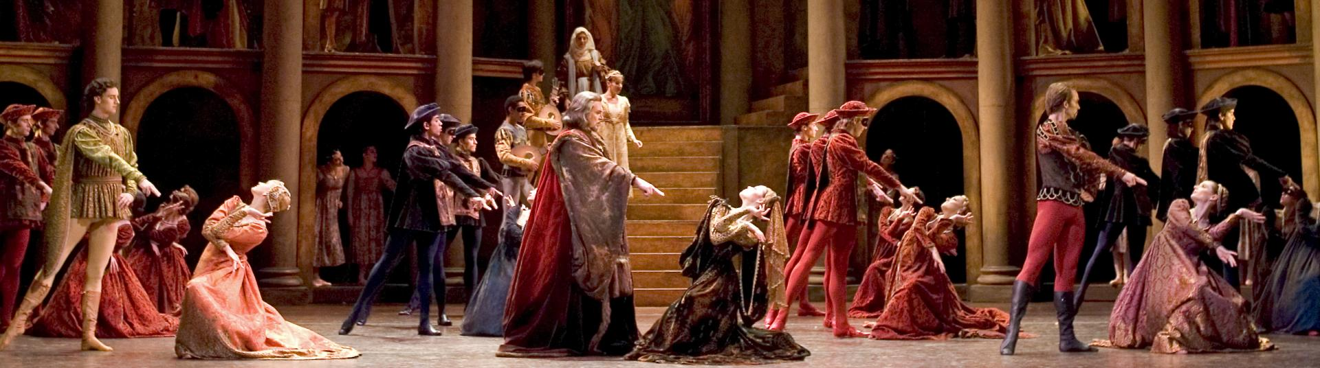 romeo and ruliet A raw, dangerous production of shakespeare's tragic love story, brought alive for  a modern audience.