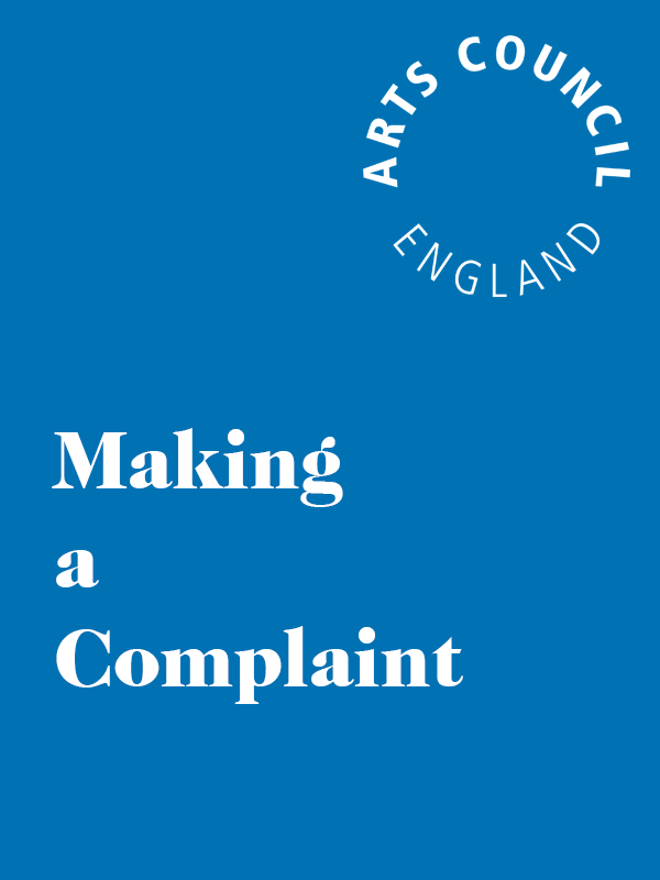 Cover of Making a Complaint.