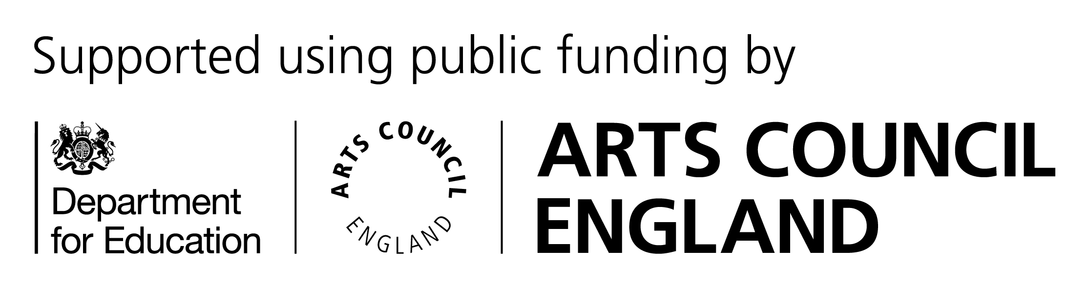 Logo and guidelines | Arts Council England