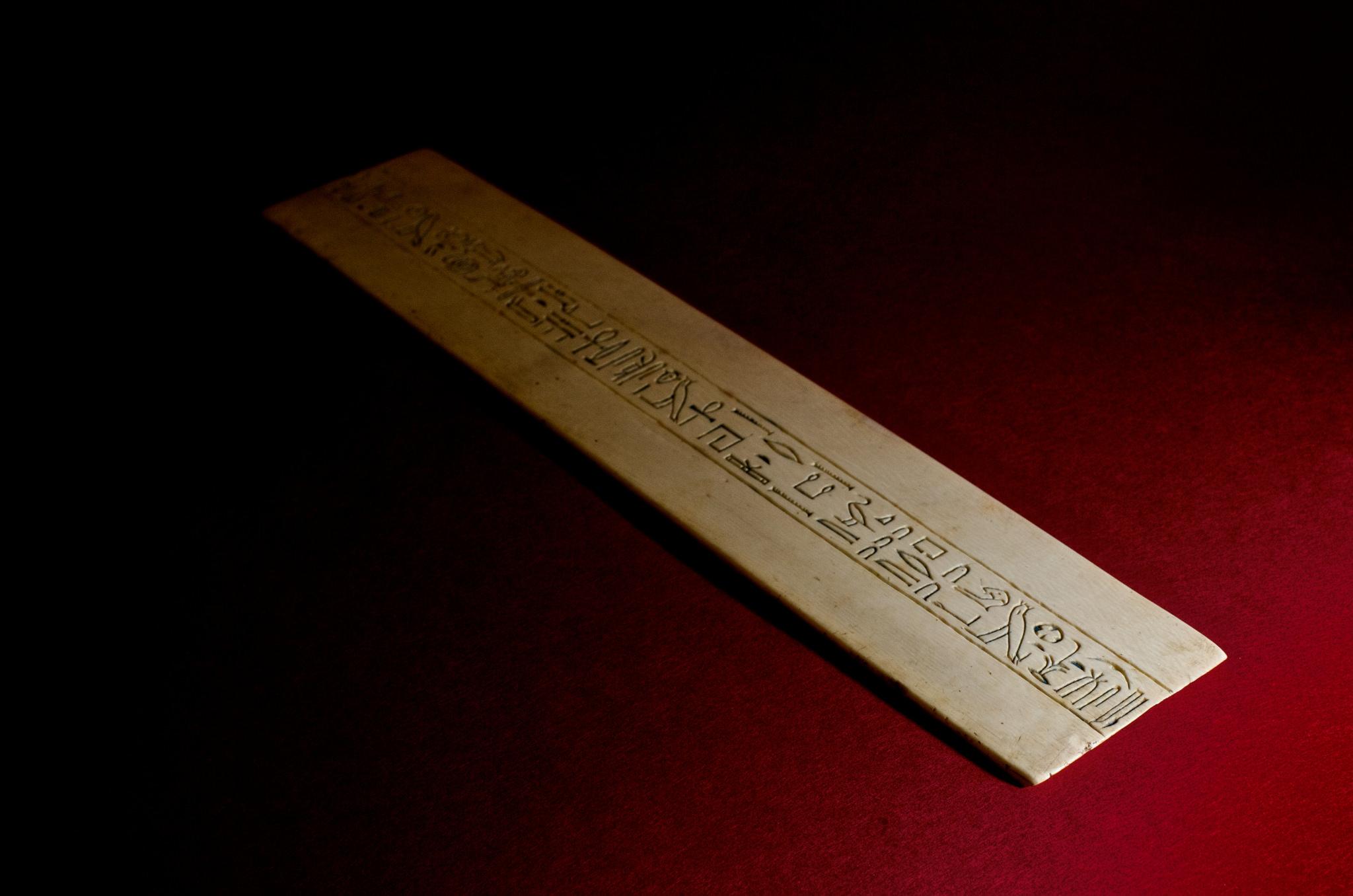 Egyptian artefact.